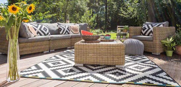 Tuin lounge set
