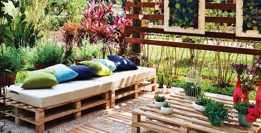 Tuintrends inspiratie voor het inrichten van je tuin