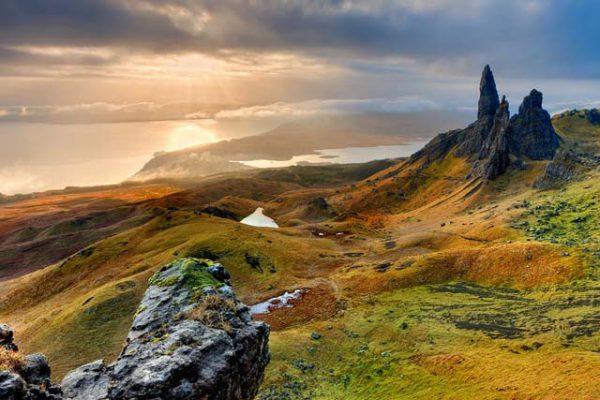 vakantie-Eiland Skye-Schotland