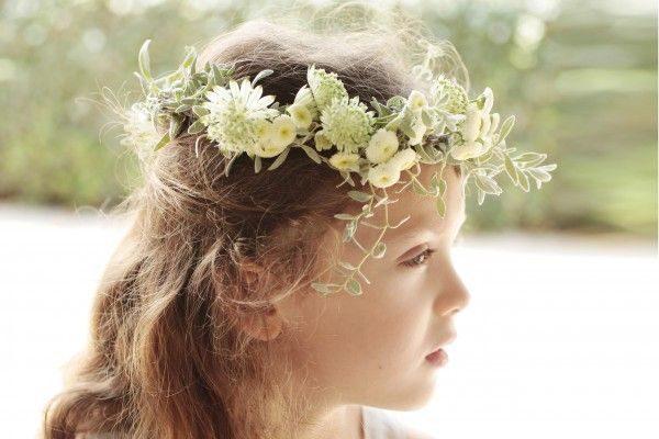 bruidskapsel kinderen meisjes
