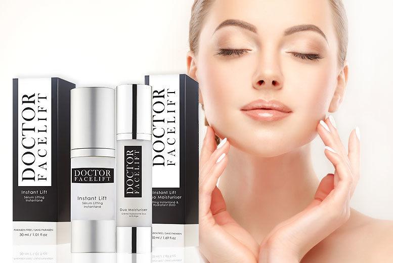 Krijg een instant facelift met deze make-up tips.