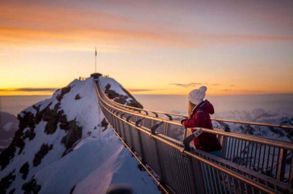 Gstaad top 10 wintersport bestemming