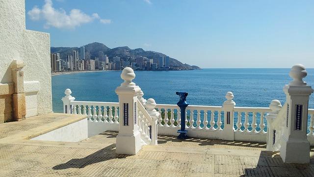 Beste vakantie bestemmingen in Spanje