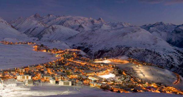 Alpe d'Huez wintersportvakantie
