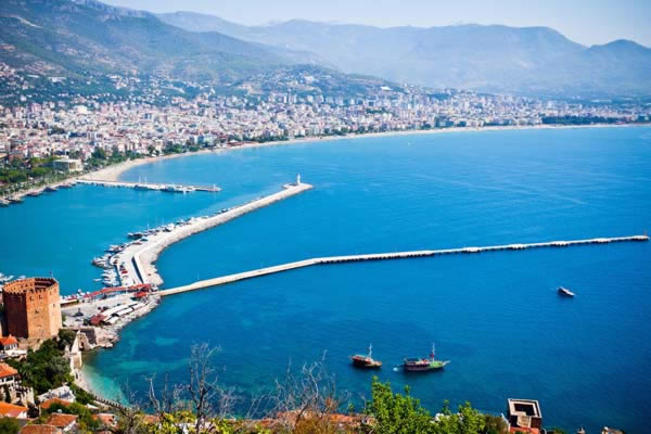 Antalya - Kaş