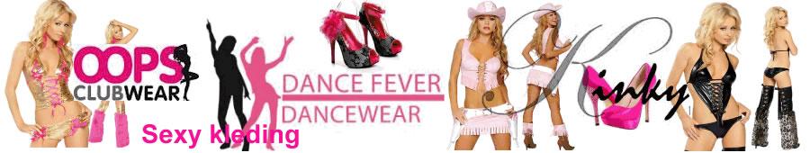 Partykleding clubwear dancewear
