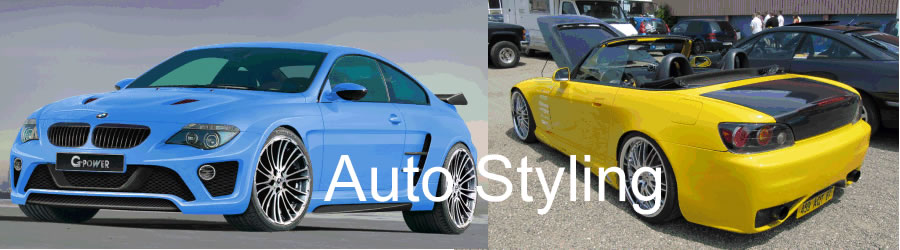 Auto styling en tuning tips