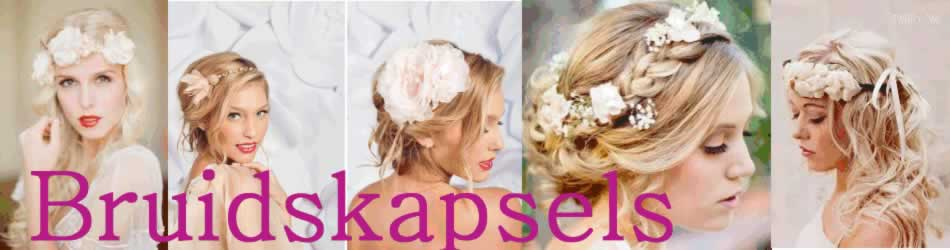 Tips en trends bruidskapsels