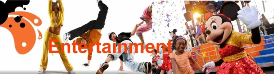 Entertainment voor feest of bruiloft