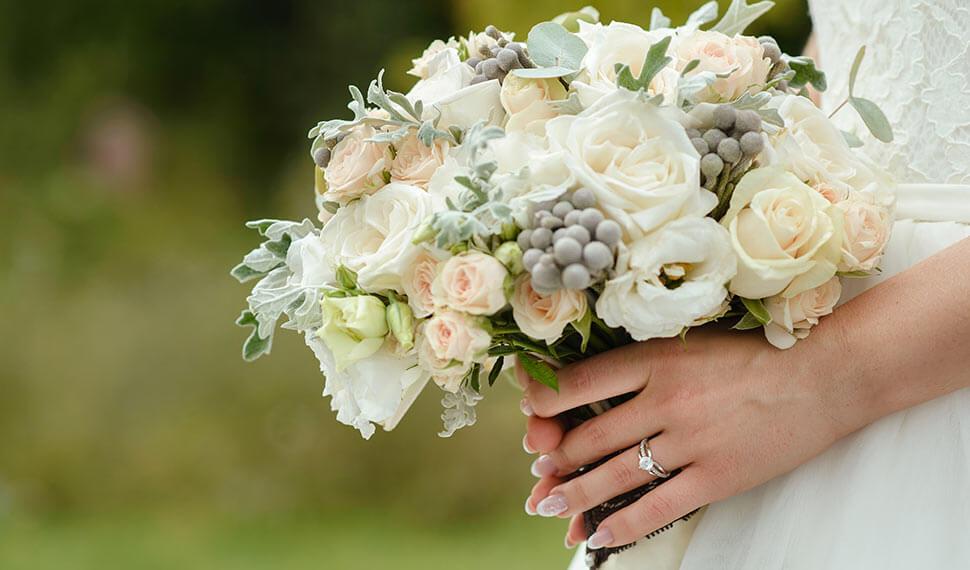 Tips en trends voor je bruidsboeket