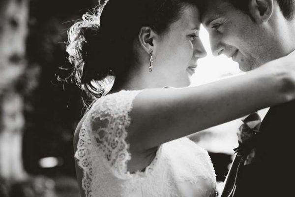 Stijl van de bruidsreportage