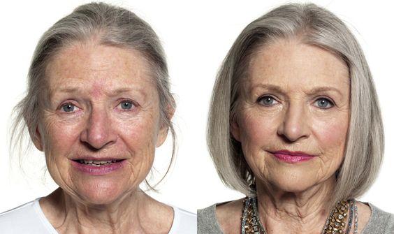 Metamorose met make-up