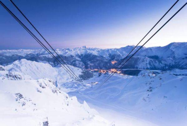 Courchevel beste wintersport vakantiebestemming
