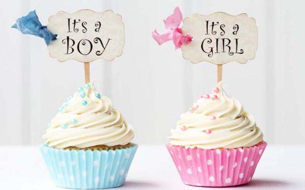Bak leuke cupcakes voor je kraamfeest
