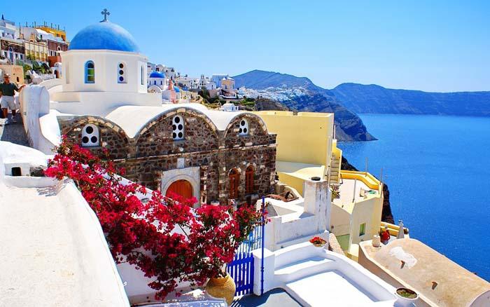 Mooiste vakantie bestemmingen Griekenland