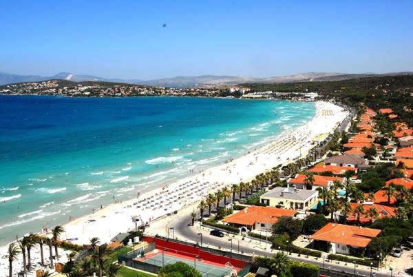 Vakantie Turkije İzmir - Çeşme / Alaçatı