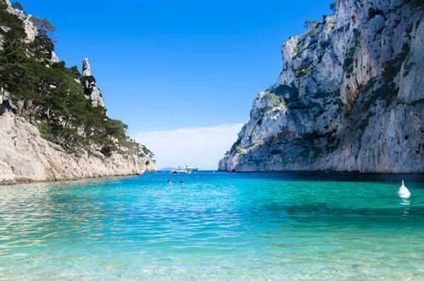 Vakantie top 10 bestemmingen Marseille, Toulon, Cassis en Hyères