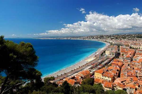 Vakantie Nice top 10 bestemming Zuid Frankrijk