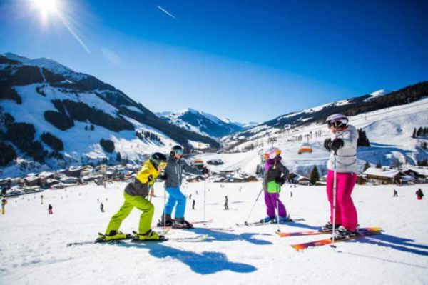 Saalbach Hinterglemm beste wintersportvakantie bestemming