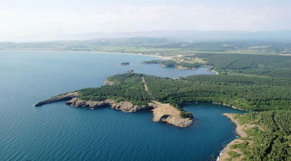 Sinop - Hamsilos vakantie