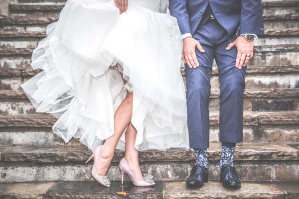 Een spontane bruidsreportage