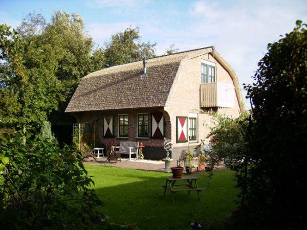 Recratiewoning Noord Holland