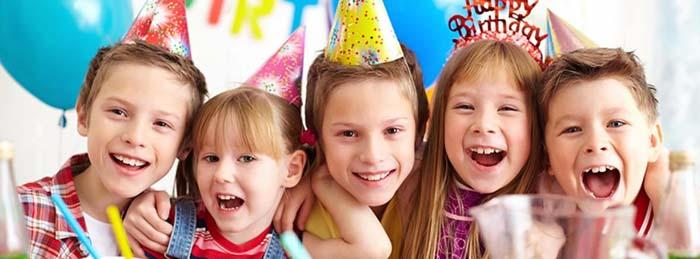 Hoe organiseer ik een kinderfeest?