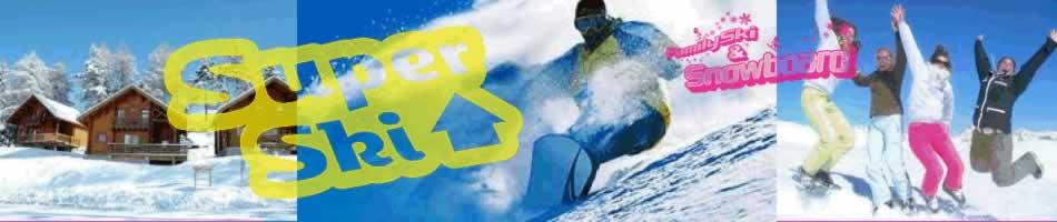 Top 10 beste wintersportgebieden.