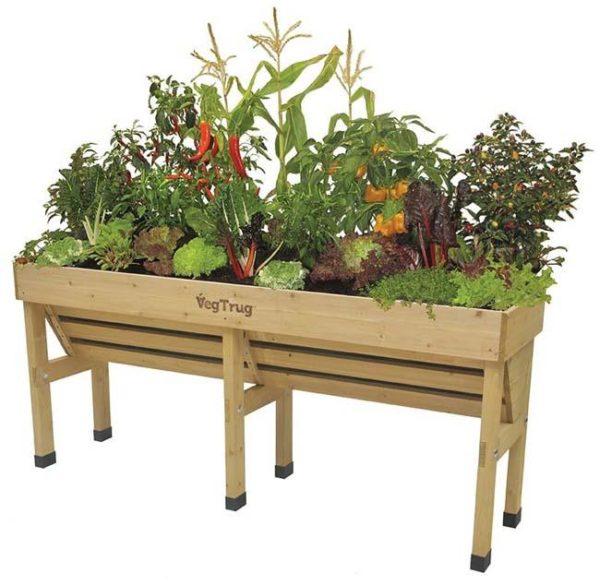 Plantenbak voor kruiden balkon