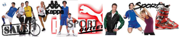 Outlet sportkleding