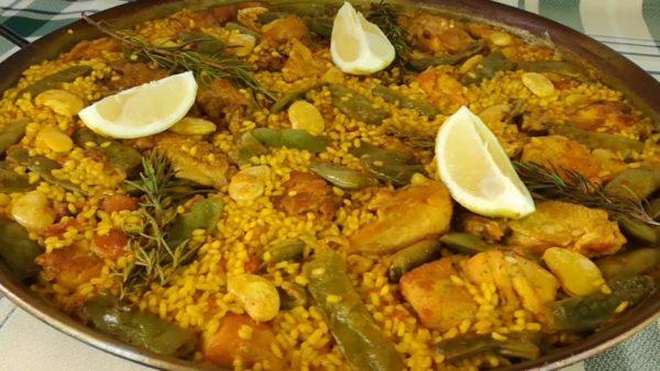 paella-vlees-kip