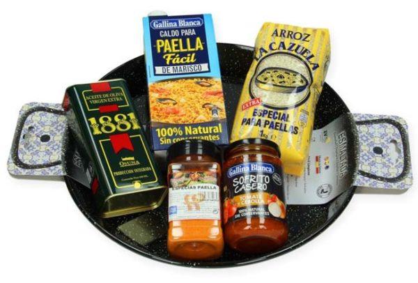 Spaanse Ingredienten kopen voor Paella