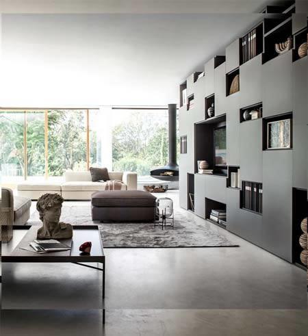 Wanden interieur