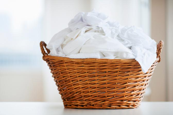 10 manieren om witte kleren witter te krijgen